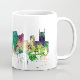 Nashville, Tennessee Skyline SP Coffee Mug