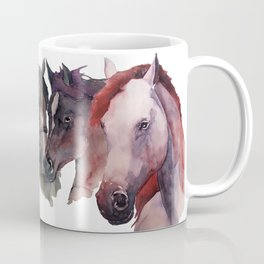 Horses #4 Coffee Mug