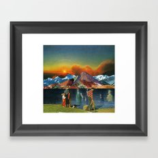 different products later.... Framed Art Print