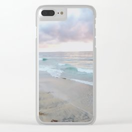 Head Over Heels Clear iPhone Case