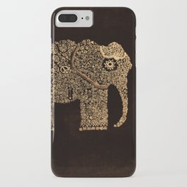 Ella the Elephant iPhone Case