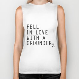Fell in Love with a Grounder - (The 100) Biker Tank