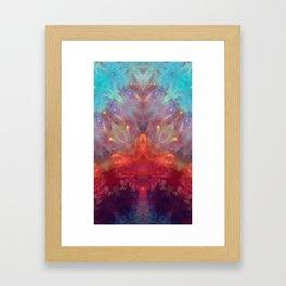 Lactea world 1 Framed Art Print