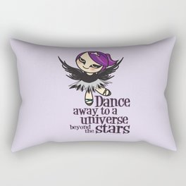 Dance Away Rectangular Pillow