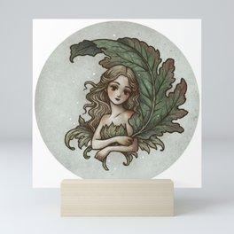 The Leaf Mini Art Print