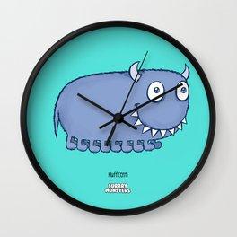 Flufficenti Wall Clock