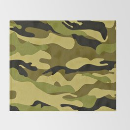 ARMY Throw Blanket