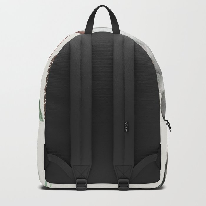 Wolf Dream Catcher Backpack