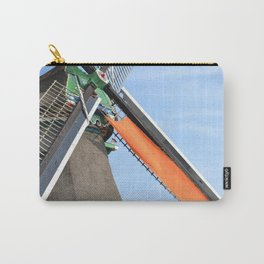 Windmill in Holland Carry-All Pouch