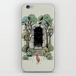 Forest Gate iPhone Skin
