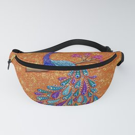 Pretty as a Peacock Fanny Pack