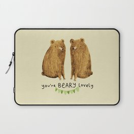Beary Lovely Laptop Sleeve
