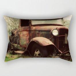 Vintage Ford Rectangular Pillow