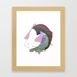 Knows No Bounds Framed Art Print