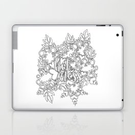 Hot Mess Adult Coloring Laptop & iPad Skin
