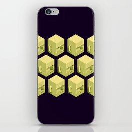 Sha Wujing Clones iPhone Skin