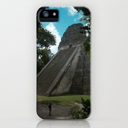TIKAL iPhone Case
