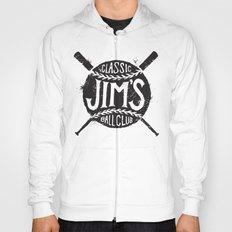 Classic Jim's Ball Club - Tshirt Hoody