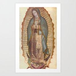 guadalupe Kunstdrucke