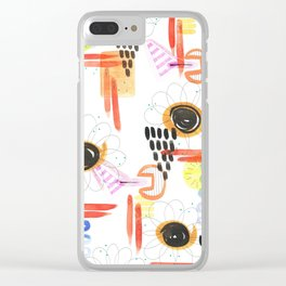 eye see you! Clear iPhone Case