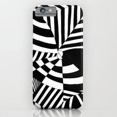 Op art pattern Slim Case iPhone 6s