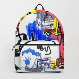 2 BIG TRIANGLES Backpack