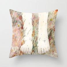 Perfume #3 Throw Pillow