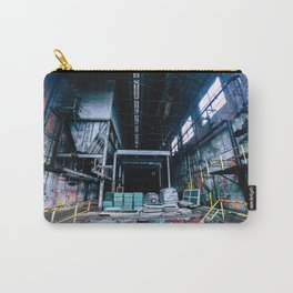 Abandoned Asylum I Carry-All Pouch