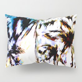 Palm Trees In Juno Pillow Sham