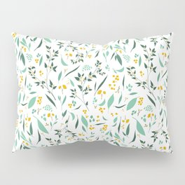 Olive tree Pillow Sham