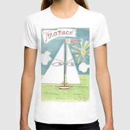 Jean Cocteau Monaco 1959 T-shirt