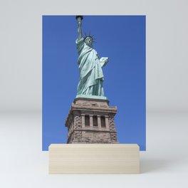 Statue of Liberty Mini Art Print