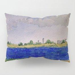 Lake Diefenbaker Pillow Sham