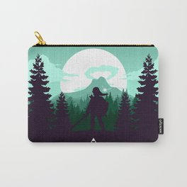 The Legend of Zelda - Green Version Carry-All Pouch
