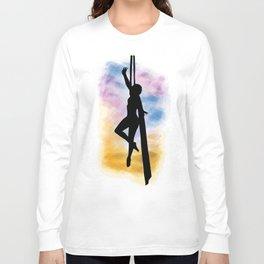 Sunset Silks Long Sleeve T-shirt