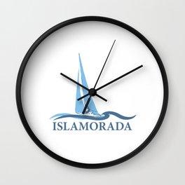 Islamorada - Florida. Wall Clock