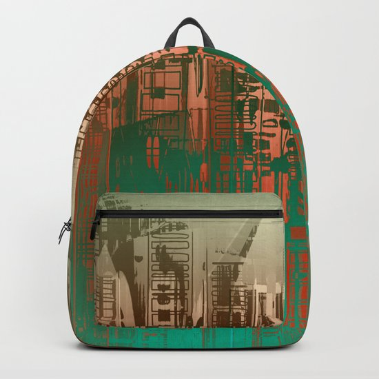 Over the Green / Density Series Backpack