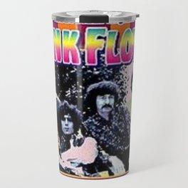 Vintage 1967 Floyd Whisky-A-Go-Go, Los Angeles Concert Poster Travel Mug