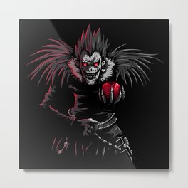 Ryuk by night Metal Print