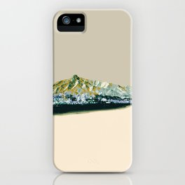Marbella Sand iPhone Case