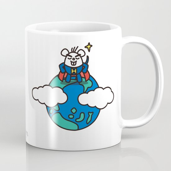 Hero in the dream... Coffee Mug