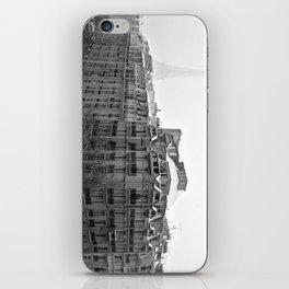 Paris Snow iPhone Skin
