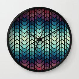 Jag It All Wall Clock