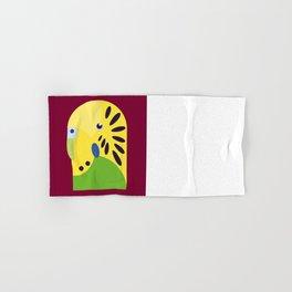 Budgerigar Hand & Bath Towel
