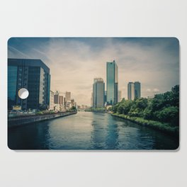 Osaka Waterfront Cutting Board