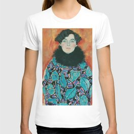 Gustav Klimt - Johanna Staude T-shirt