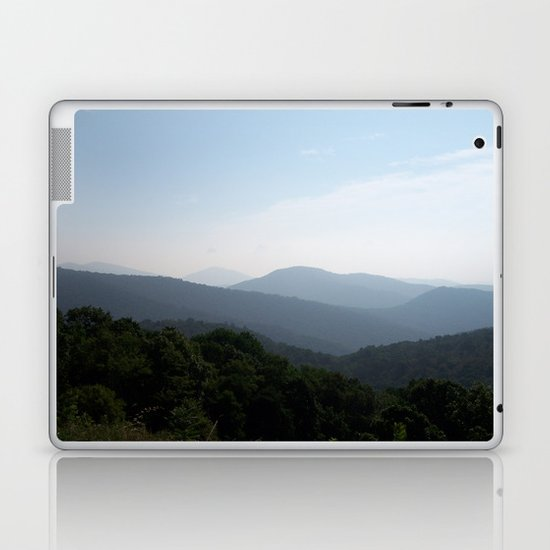 Blue Ridge Laptop & iPad Skin