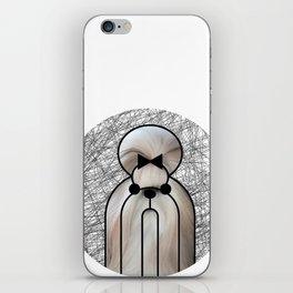 Shin-Tzu Dog iPhone Skin