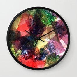 Full Spectrum Wall Clock