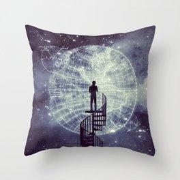 Starmaker 02 Throw Pillow